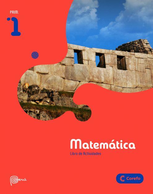 LIBRO DE MATEMATICA PRIM 1/A (PACK DE 3) - 2020