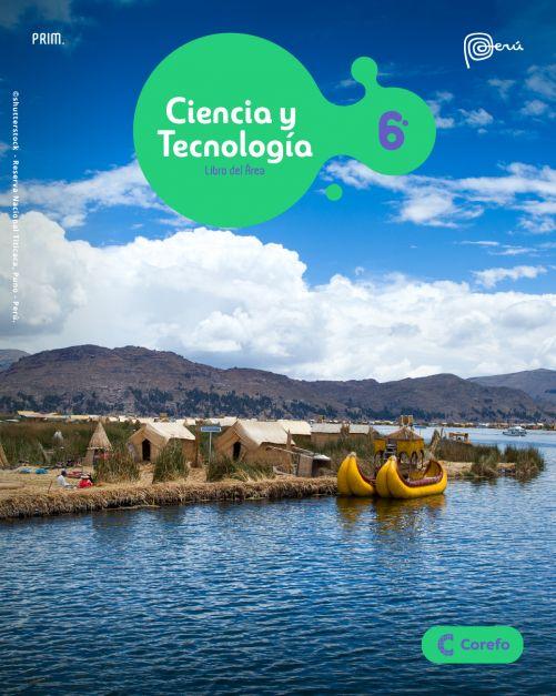LIBRO DE CIENCIA Y TECNOLOGIA PRIM 6/A (PACK DE 2) - 2020