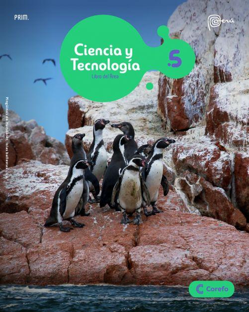 LIBRO DE CIENCIA Y TECNOLOGIA PRIM 5/A (PACK DE 2) - 2020