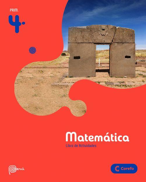 LIBRO DE MATEMATICA PRIM 4/A (PACK DE 3) - 2020