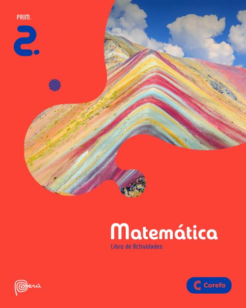 LIBRO DE MATEMATICA PRIM 2/A (PACK DE 3) - 2020