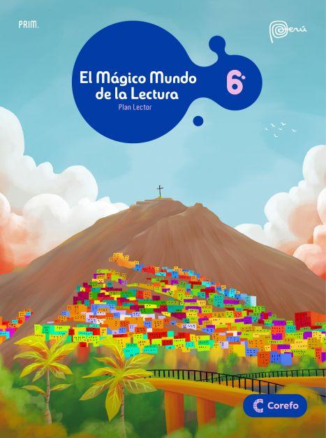 LIBRO DE PLAN LECTOR PRIM 6/A - 2020
