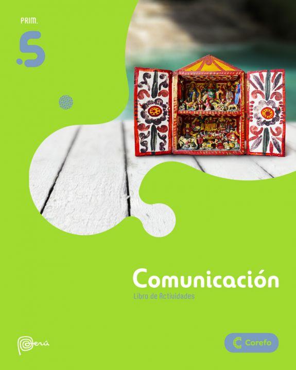 LIBRO DE COMUNICACION PRIM 5/A (PACK DE 4) - 2020