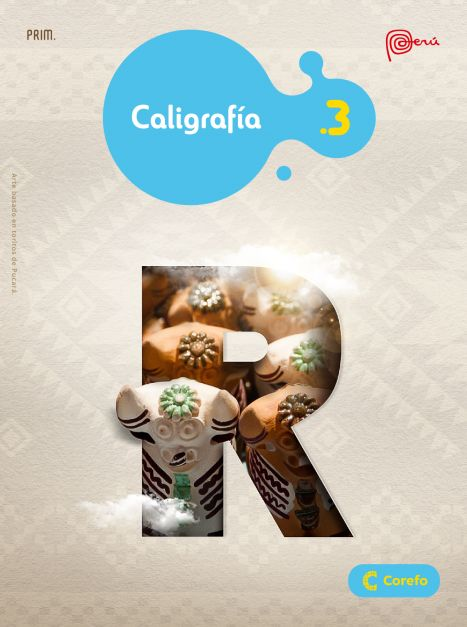 LIBRO DE CALIGRAFIA PRIM 3/A - 2020