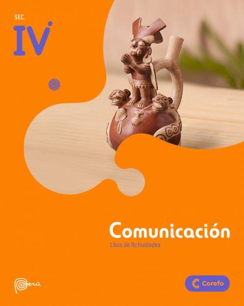 LIBRO DE COMUNICACION SEC IV/A (PACK DE 4) - EDICIÓN 2020