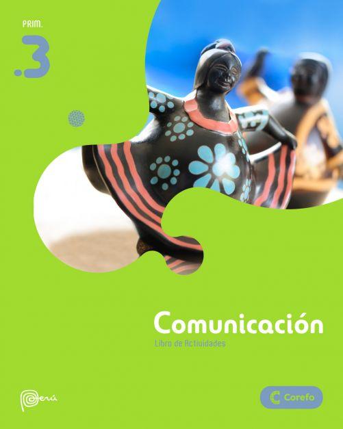 LIBRO DE COMUNICACION PRIM 3/A (PACK DE 4) - EDICIÓN 2020