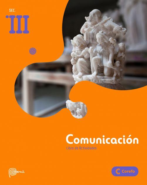 LIBRO DE COMUNICACION SEC III/A (PACK DE 4) - EDICIÓN 2020