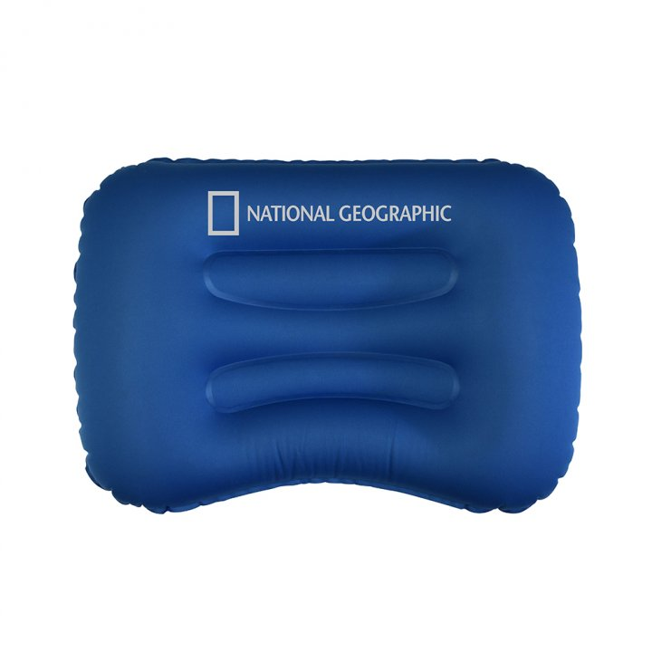 ALMOHADA FULL COMPACT AZUL - NATIONAL GEOGRAPHIC