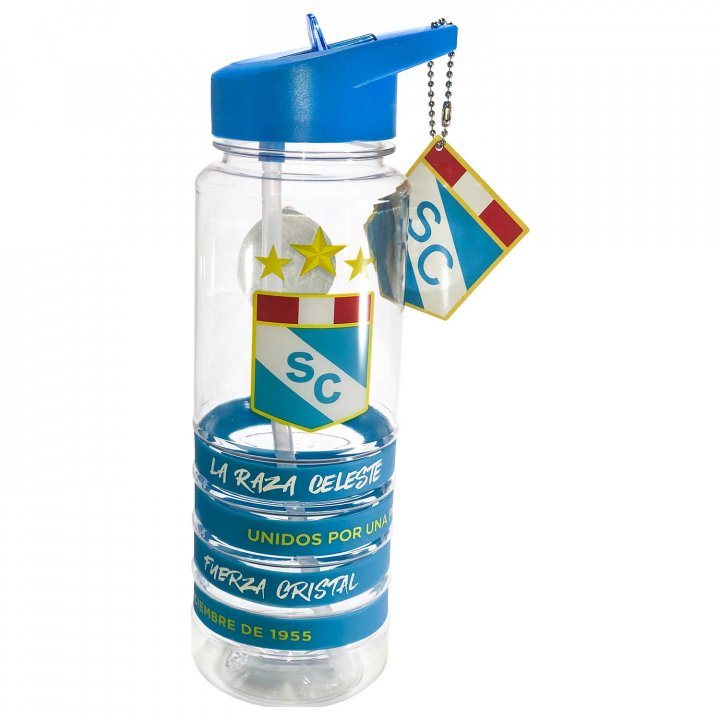 BOTELLA DE AGUA 750 ML - SPORTING CRISTAL