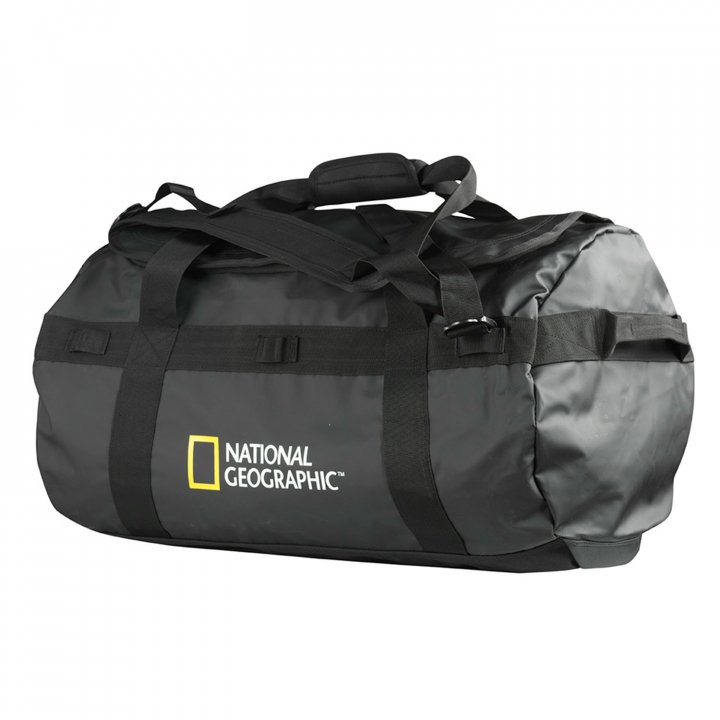 BOLSO TRAVEL DUFFLE 80 L. NEGRO - NATIONAL GEOGRAPHIC