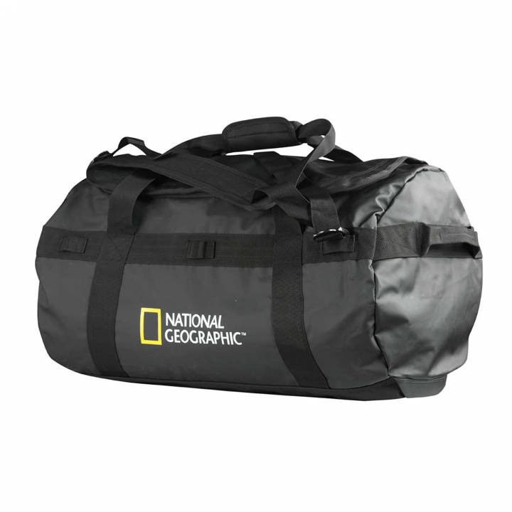 BOLSO TRAVEL DUFFLE 110 L. NEGRO - NATIONAL GEOGRAPHIC