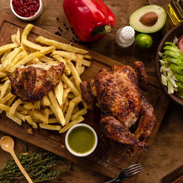 Pollo Familiar Agrandado