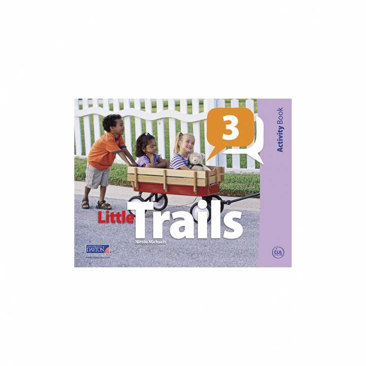 Little Trails 3° Activity Book Preschool ( EXPORTACIÓN )