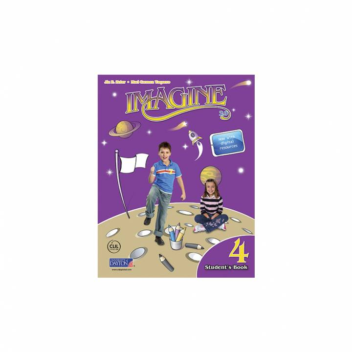 Imagine 2.0 Pack (Student Book & Reader) 4