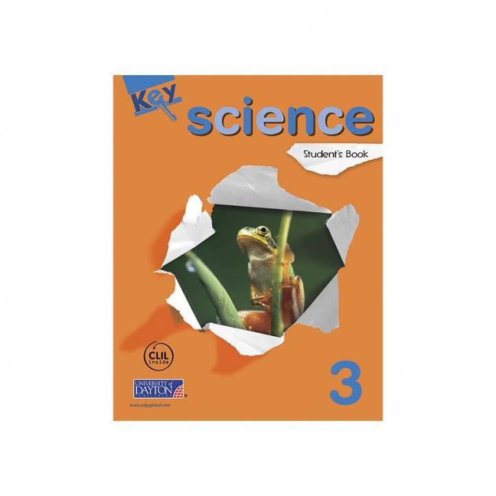 KEY SCIENCE 3. STUDENTS BOOK Americano