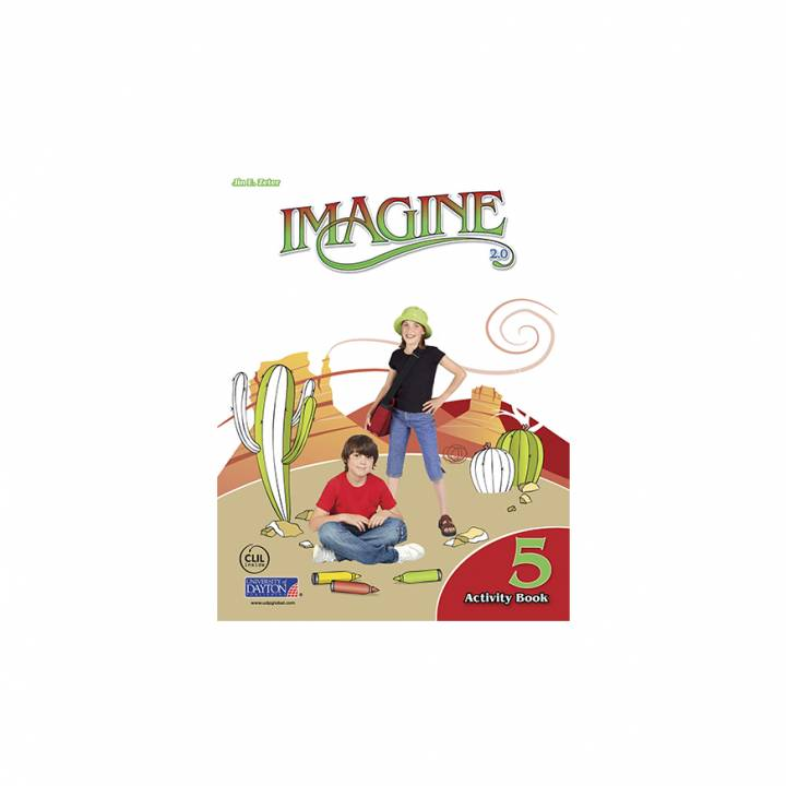 Imagine 2.0  Activity Book 5