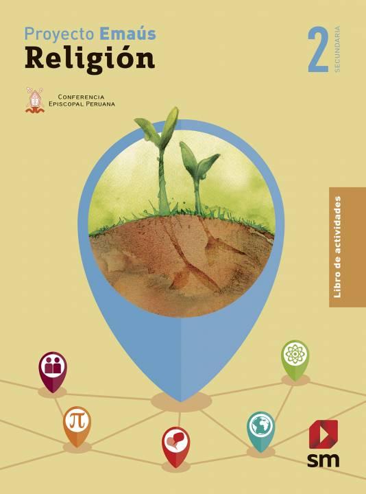 Religión Secundaria 2 Emaús - Libro de Actividades