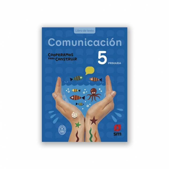 Comunicación 5 - Cooperamos Texto Escolar