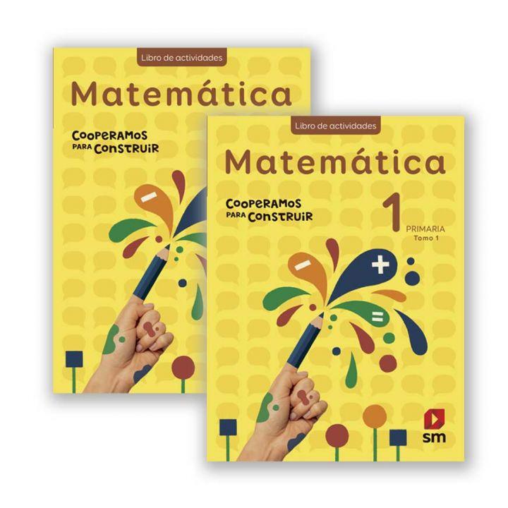 Matemática 1 - Cooperamos Libro Actividades I y II