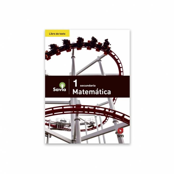 Matemática 1 - Texto Escolar - Savia