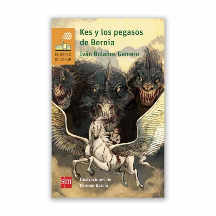 Kes y los pegasos de Bernia