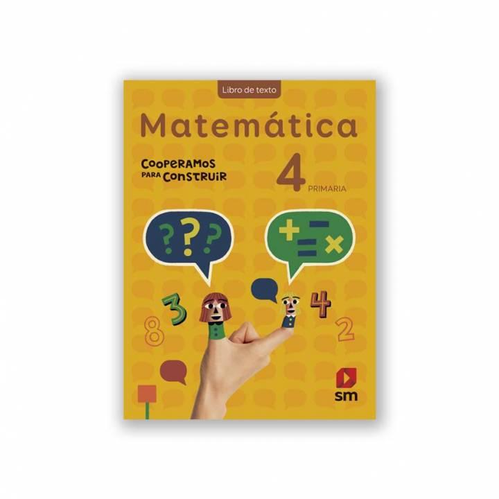 Matemática 4 - Cooperamos Libro Actividades
