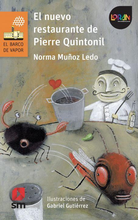 El nuevo restaurante de Pierre Quintonil