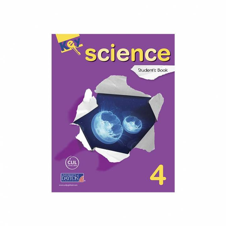 KEY SCIENCE 4. STUDENTS BOOK Americano
