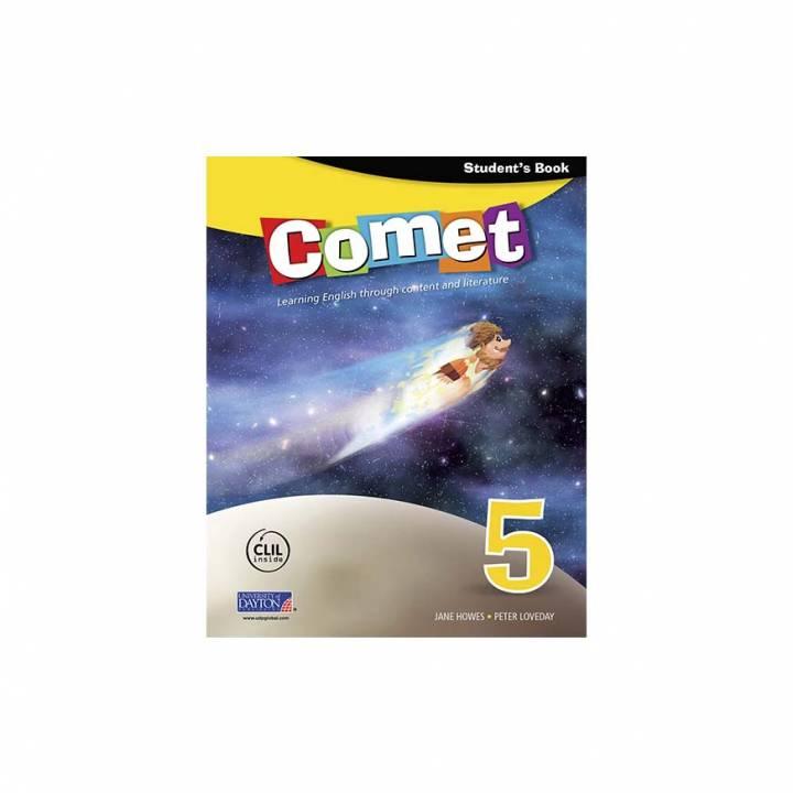American Comet 5. Student's Book
