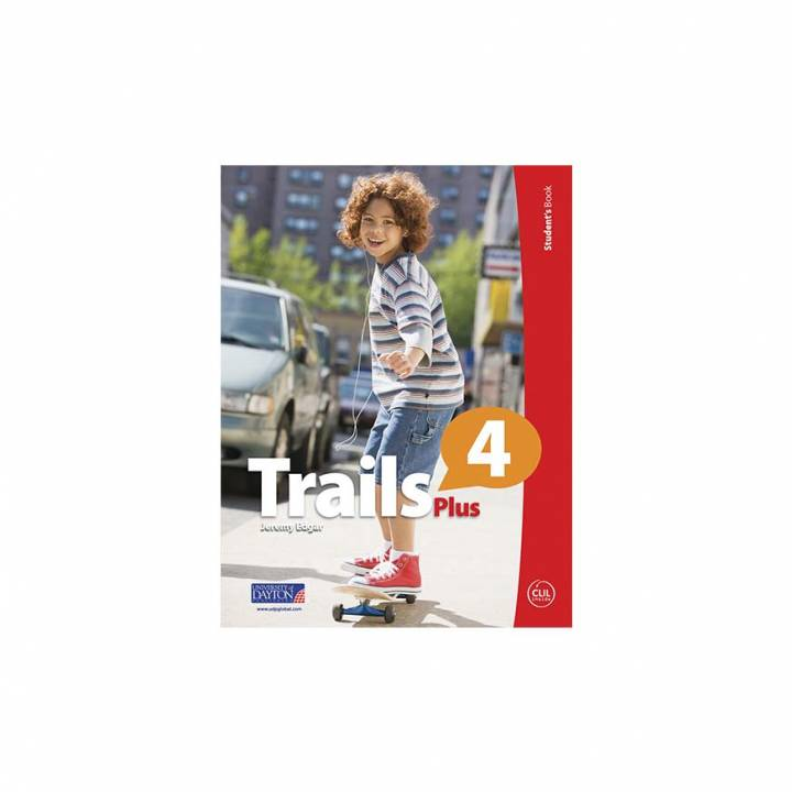 Trails Plus 4° (Student´s Book-Reader´s) Primary.