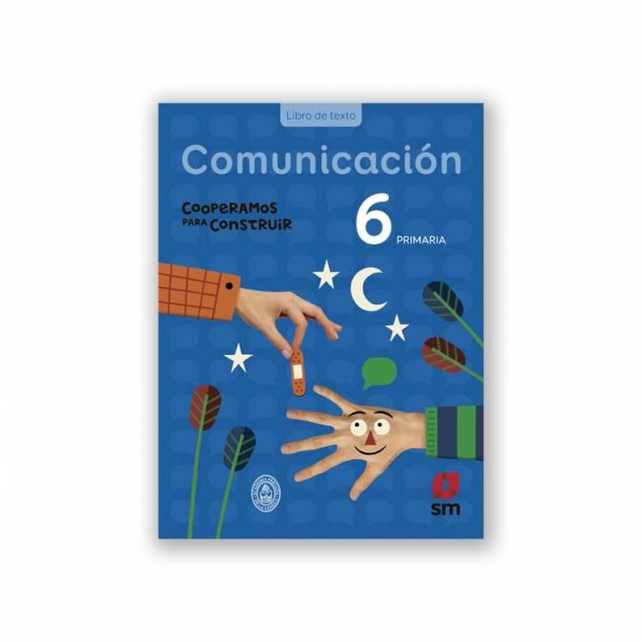Comunicación 6 - Cooperamos Texto Escolar