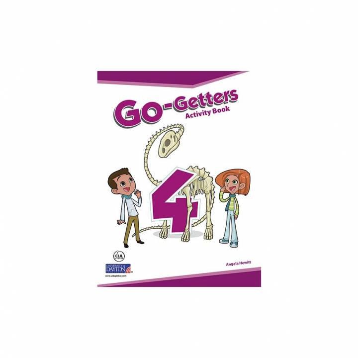 GO GETTERS 4 WB