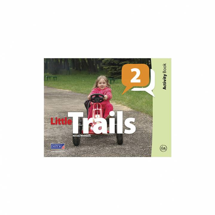 Little Trails 2° Activity Book Preschool ( EXPORTACIÓN )