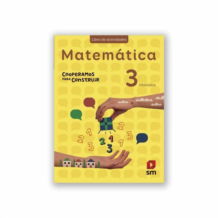 Matemática 3 - Cooperamos Libro Actividades