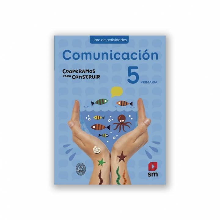 Comunicación 5 - Cooperamos Libro Actividades