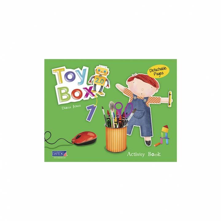 Toy Box 2.0 Activity Book 1