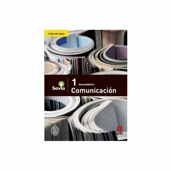 Comunicación 1 - Texto Escolar - Savia