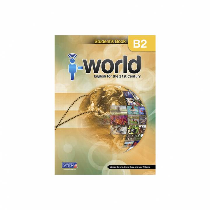 i-world B2 Pack (Student's Book + UDP Access Licence)