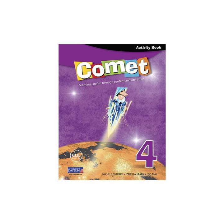 American Comet 4. Activity Book