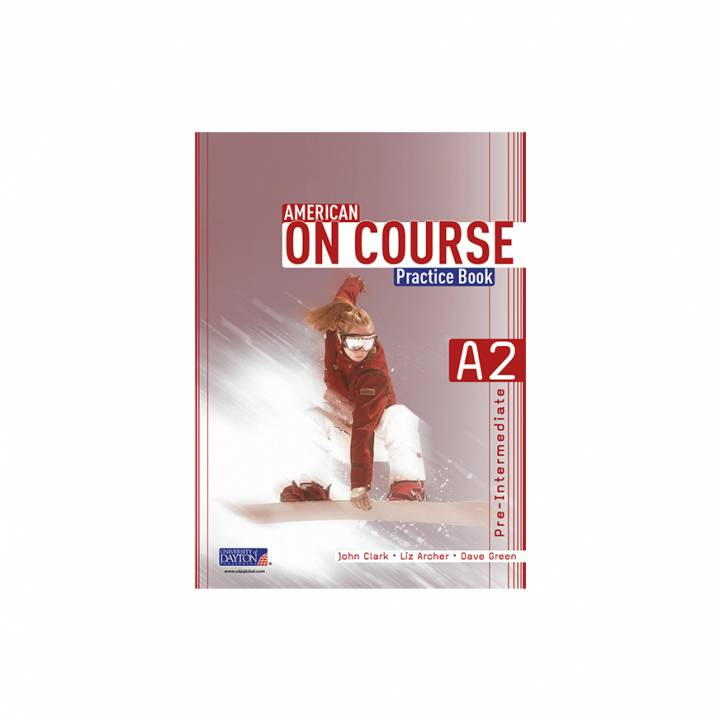 American On Course A2. Practice Book