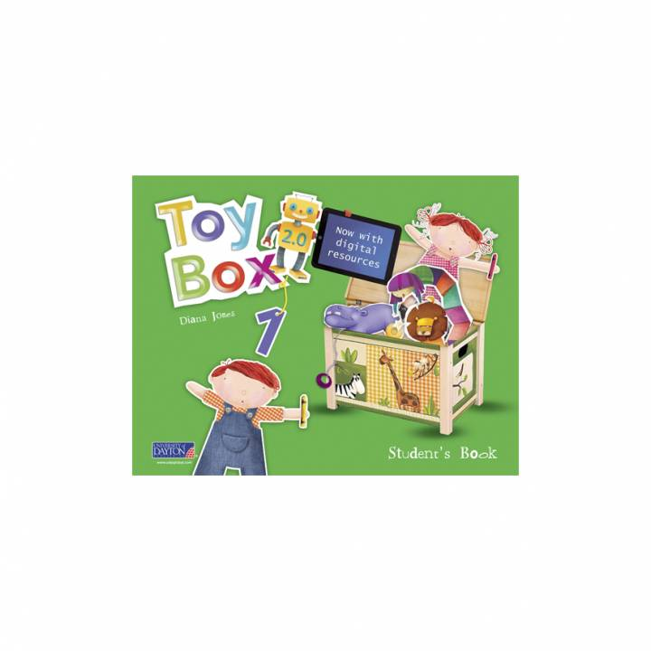 Toy Box 2.0 Student's Book Pack (Student's Book & CD) 1