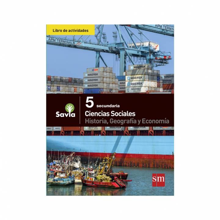 Ciencias Sociales 5 - Libro de Actividades - Savia