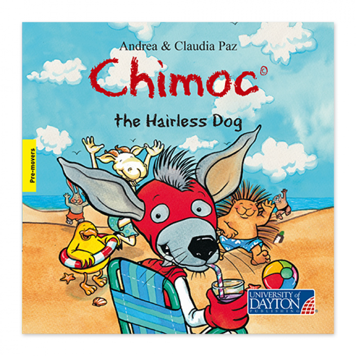PE.READER CHÍMOC THE HAIRLESS DOG E1-14