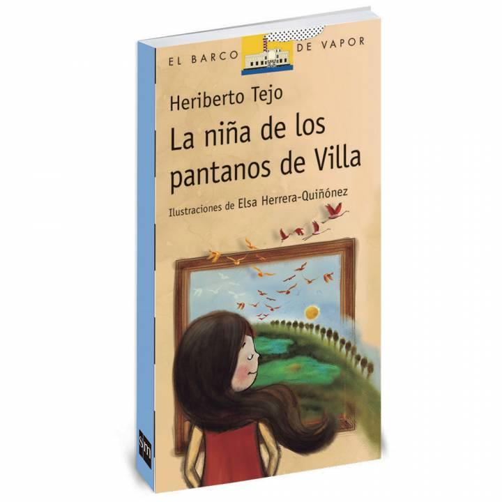 La niña de los pantanos de Villa
