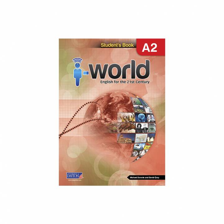 i-world A2 Pack (Student's Book + UDP Access Licence)
