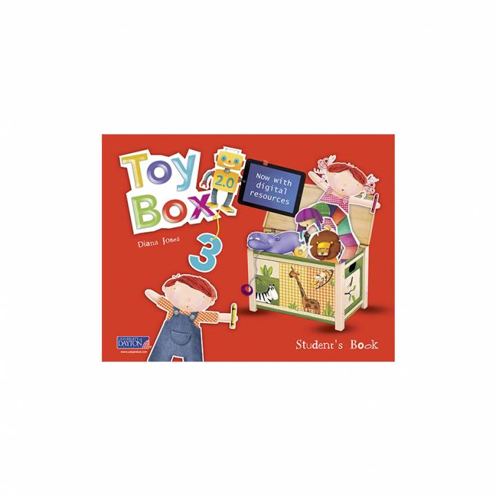 Toy Box 2.0 Student's Book Pack (Student's Book & CD) 3