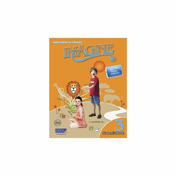 Imagine 2.0 Pack (Student Book & Reader) 3