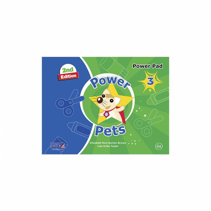 Power Pad 3° 2da. Edición Preschool (Power Pets)