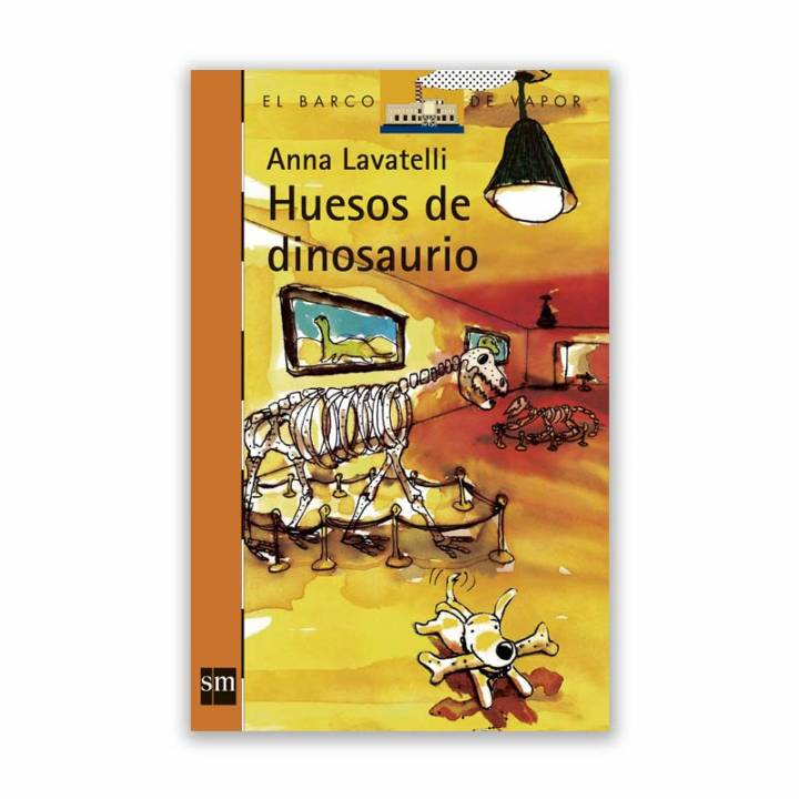 Huesos de dinosaurios