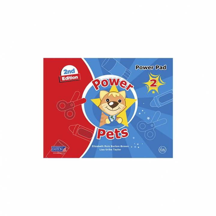 Power Pad 2° 2da. Edición Preschool (Power Pets)